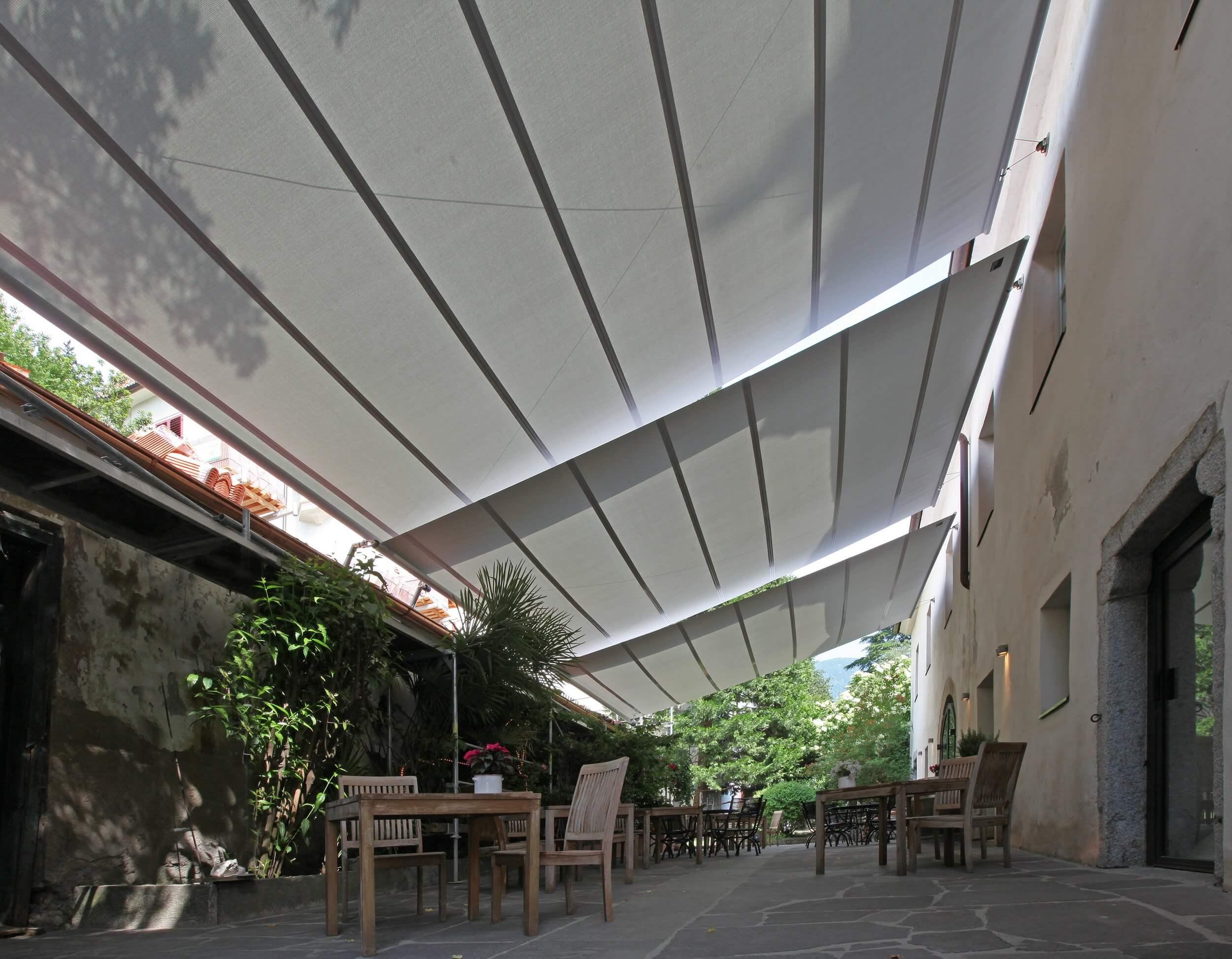 Sonnen Regenschutz Elektrische Sonnensegel Wiesbaden