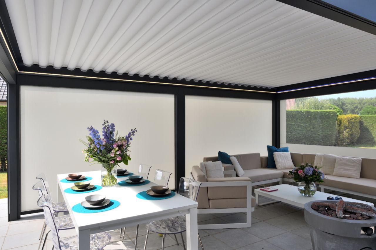 Terrassendach B600 10
