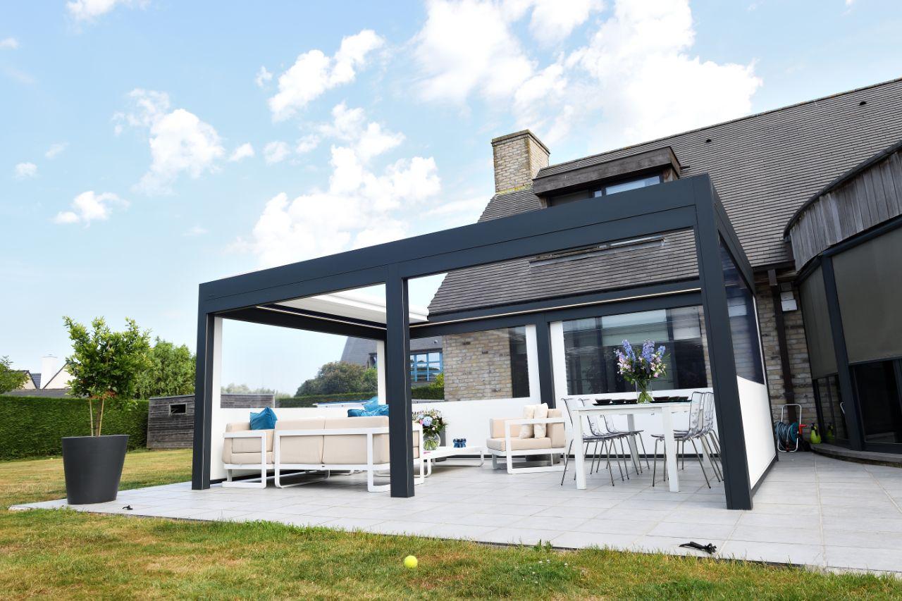 Terrassendach B600 13