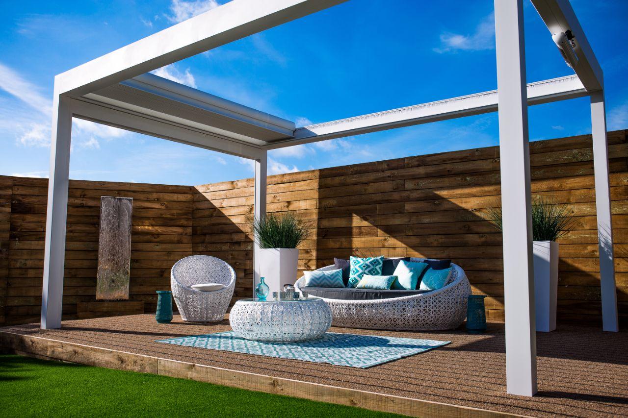 Terrassendach B600 16