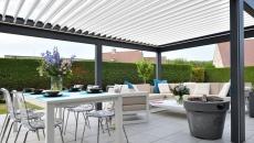 Terrassendach B600 12