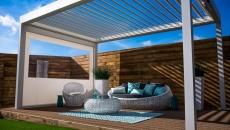 Terrassendach B600 14