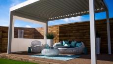 Terrassendach B600 15