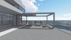 Terrassendach B600 21